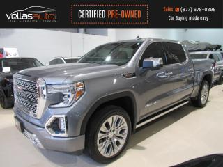Used 2020 GMC Sierra 1500 Denali ULTIMATE| PWR BOARDS| 22ALLYS for sale in Vaughan, ON