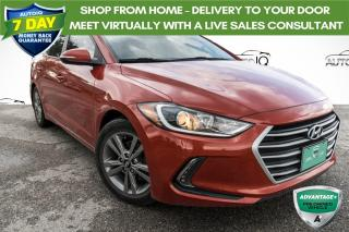 Used 2018 Hyundai Elantra APPLE CAR PLAY!!! HEATED STEERING WHEEL!!! TWO SETS OF WHEELS!!! for sale in Barrie, ON