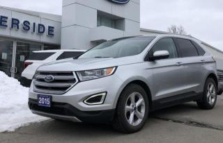 Used 2015 Ford Edge SEL for sale in Brockville, ON