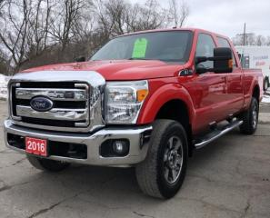 Used 2016 Ford F-250 Super Duty SRW for sale in Brockville, ON