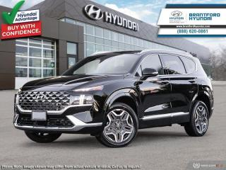 New 2021 Hyundai Santa Fe Ultimate Caligraphy AWD  - $284 B/W for sale in Brantford, ON