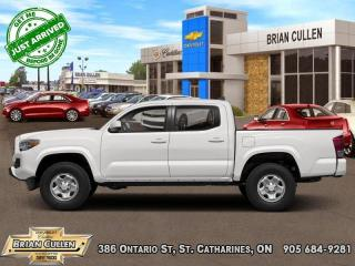 Used 2018 Toyota Tacoma LIMITED for sale in St Catharines, ON