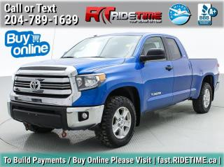Used 2018 Toyota Tundra SR5 for sale in Winnipeg, MB