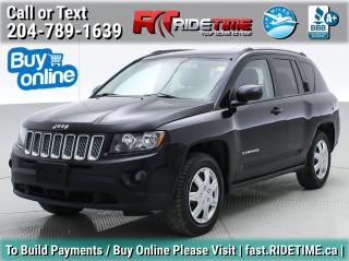 Used 2014 Jeep Compass NORTH for sale in Winnipeg, MB