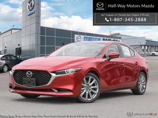 New 2021 Mazda MAZDA3 GT for sale in Thunder Bay, ON