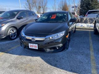 Used 2018 Honda Civic Coupe LX for sale in Waterloo, ON