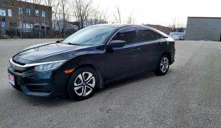 Used 2016 Honda Civic Sedan NO ACCIDENTS | ONE OWNER | SUNROOF for sale in Concord, ON