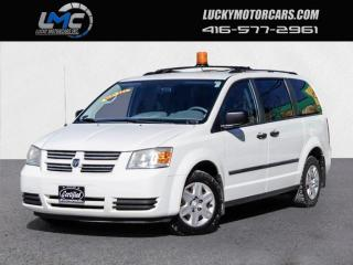 Used 2009 Dodge Grand Caravan C/V CARGO VAN-DIVIDER-ONLY 110KMS-CERTIFIED for sale in Toronto, ON