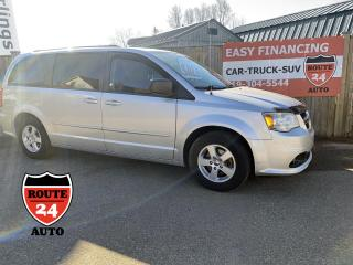 Used 2011 Dodge Grand Caravan SXT WOW. 68,000 Kilometers. for sale in Brantford, ON