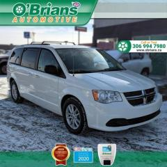 Used 2013 Dodge Grand Caravan SXT w/DVD Player, Command Start, Backup Camera for sale in Saskatoon, SK