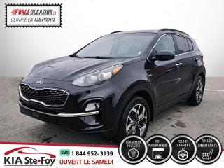 Used 2020 Kia Sportage EX*TOIT PANO* SIEGES CHAUFFANT* VOLANT C for sale in Québec, QC