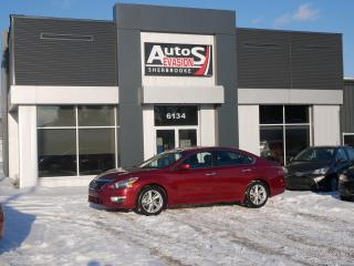 Used 2014 Nissan Altima Vendu, sold merci for sale in Sherbrooke, QC