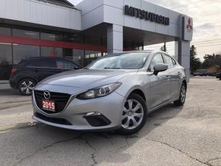 Used 2015 Mazda MAZDA3 GX for sale in North Bay, ON