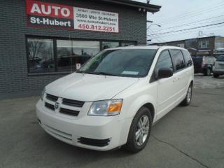Used 2010 Dodge Grand Caravan SE STOW AND GO for sale in St-Hubert, QC