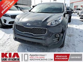 Used 2017 Kia Sportage LX * CAMÉRA DE RECUL / SIÈGES CHAUFFANTS for sale in St-Hyacinthe, QC