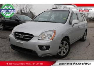 Used 2009 Kia Rondo for sale in Whitby, ON
