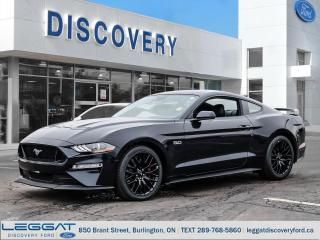 New 2021 Ford Mustang GT Premium for sale in Burlington, ON