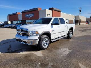 Used 2015 RAM 1500 Big Horn 4x4 Crew Cab 140.0 in. WB for sale in Steinbach, MB