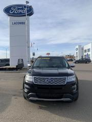 Used 2016 Ford Explorer Platinum for sale in Lacombe, AB