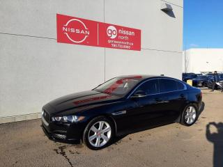 Used 2018 Jaguar XE Prestige / 20d / AWD / Heated Wheel and Seats / Roof / Loaded for sale in Edmonton, AB