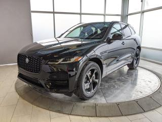New 2021 Jaguar F-PACE STARTING FROM $399 BI-WEEKLY! for sale in Edmonton, AB