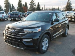 New 2021 Ford Explorer XLT | 4x4 | Heated Leather | Adaptive Cruise | NAV for sale in Edmonton, AB