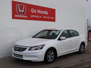 Used 2012 Honda Accord Sedan SE for sale in Edmonton, AB