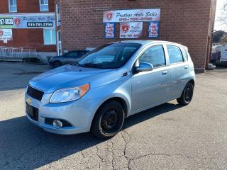 Used 2011 Chevrolet Aveo 1.6L/5 SPEED/NO ACCIDENTS/SAFETY INCLUDED for sale in Cambridge, ON