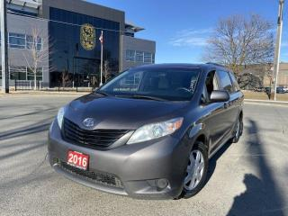 Used 2016 Toyota Sienna Navigation,  Camera, 7 Pass,  3/Y Warranty Availab for sale in Toronto, ON