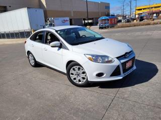 Used 2013 Ford Focus Automatic, 4 Door, 3 Years Warranty Available. for sale in Toronto, ON