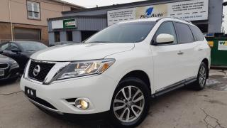 Used 2014 Nissan Pathfinder SL Leather/Navi/Backup Cam for sale in Etobicoke, ON