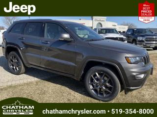 New 2021 Jeep Grand Cherokee Limited for sale in Chatham, ON