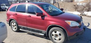 Used 2008 Honda CR-V EX-L for sale in North York, ON