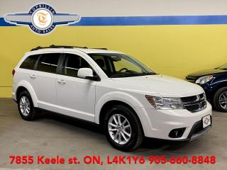 Used 2015 Dodge Journey SXT 7 Passenger, 2 Years Warranty for sale in Vaughan, ON
