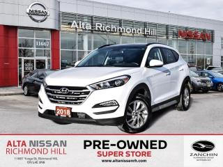 Used 2018 Hyundai Tucson SE   Leather   Rear CAM   Pano   Alloy   HTD Wheel for sale in Richmond Hill, ON