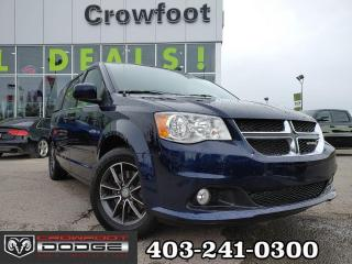 Used 2017 Dodge Grand Caravan PREMIUM PLUS for sale in Calgary, AB
