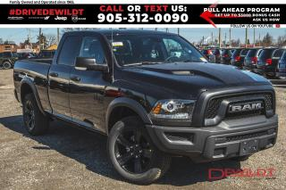 New 2021 RAM 1500 Classic Warlock | Remote Start | Heated Seats | Nav | for sale in Hamilton, ON