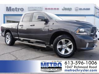 Used 2018 RAM 1500 SPORT for sale in Ottawa, ON