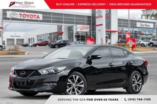 Used 2016 Nissan Maxima for sale in Toronto, ON