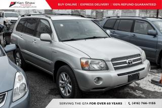 Used 2006 Toyota Highlander HYBRID 7 PASSENGER for sale in Toronto, ON