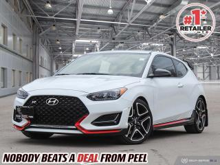 Used 2019 Hyundai Veloster N for sale in Mississauga, ON