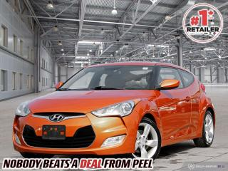 Used 2013 Hyundai Veloster Base for sale in Mississauga, ON