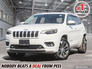 Used 2019 Jeep Cherokee Overland 4x4 for sale in Mississauga, ON