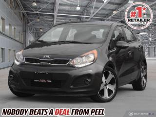 Used 2014 Kia Rio 5-Door SX w/UVO for sale in Mississauga, ON