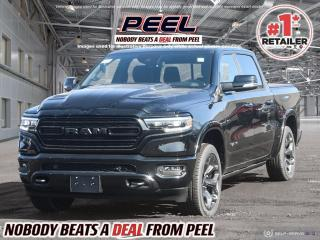 New 2021 RAM 1500 Limited Night Edition for sale in Mississauga, ON