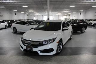 Used 2018 Honda Civic LX I REAR CAM I CARPLAY I HEATED SEATS I POWER OPTIONS I BT for sale in Mississauga, ON