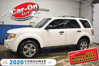 Used 2012 Ford Escape XLT ONLY 96,000KM & SUPER CLEAN for sale in Ottawa, ON
