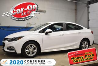 Used 2018 Chevrolet Cruze LT/RS TURBO DIESEL   LEATHER    SUNROOF   for sale in Ottawa, ON
