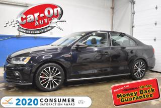 Used 2016 Volkswagen Jetta GLI 2.0 TSI | LEATHER | ONLY 46,000 km for sale in Ottawa, ON