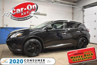 Used 2015 Nissan Murano SL AWD | LEATHER | NAVIGATION | PANO ROOF for sale in Ottawa, ON